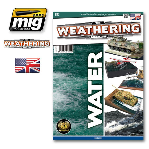 AMMO of Mig Jimenez The Weathering Magazine Issue 10 - Water MIG4509