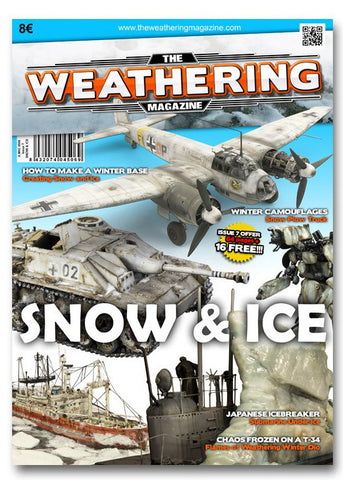AMMO of Mig Jimenez The Weathering Magazine Issue 7 - Snow & Ice AMIG4506
