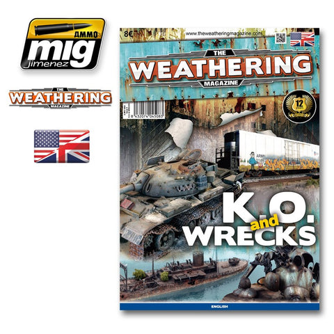 AMMO of Mig Jimenez The Weathering Magazine Issue 9 K.O. and Wrecks AMIG4508