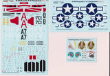 1/48 Lifelike Decals for Republic P-47D Thunderbolt Part 9 - LLD48049