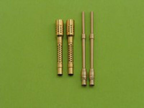 Master Model 1/24 German aircraft machine gun MG 131 barrels - AM24003