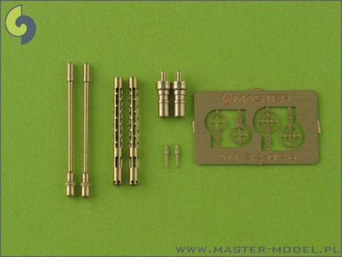 Master Model 1/32 German Machine Gun MG 81 & 81Z 7.92mm - AM32026