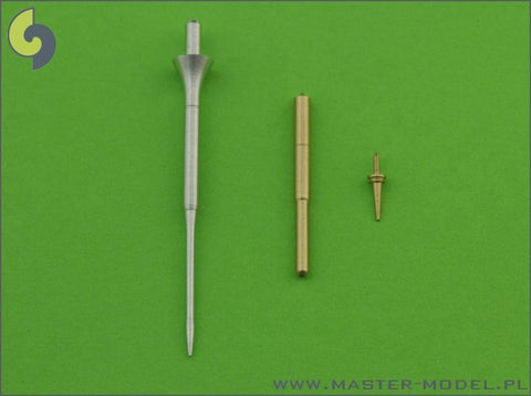 Master Model 1/32 F-4 Phantom II long nose probe set for Tamiya - AM32044