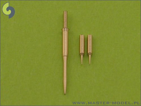 Master Model 1/72 F-16 Pitot Tube & AOA probes for Tamiya - AM72008