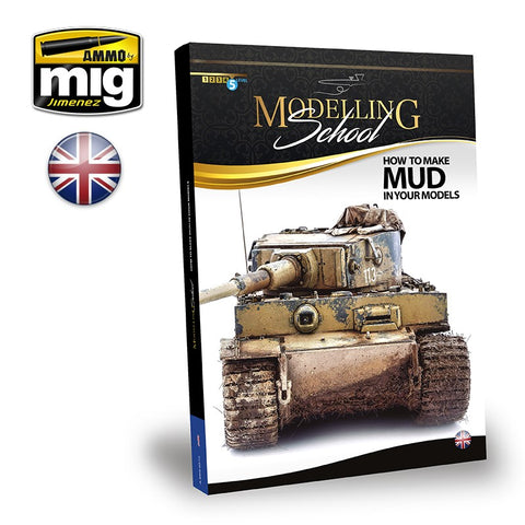 Ammo of Mig Publications MODELLING GUIDE: HOW TO PAINT WITH ACRYLICS AMIG6040