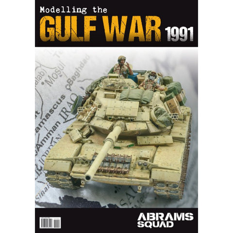PLA Editions Modelling the Gulf War 1991 - Abrams Squad Special Edition 04