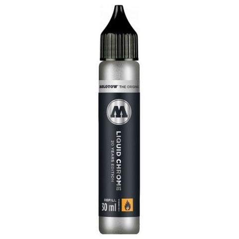 Molotow Liquid Chrome 30ml Refill