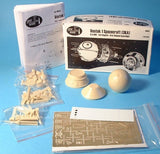 New Ware 1/48 Vostok 1 Spacecraft (3KA) Yuri Gagarin NW014