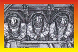 New Ware Apollo Astronauts (1/32 Figure Set) for Monogram NW051