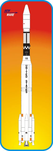 1/144 New Ware Thorad SLV-2H Agena D