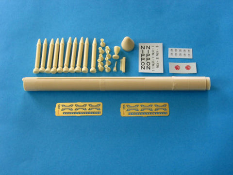 New Ware  1/144 N-2 Japan Launch Vehicle - NW064