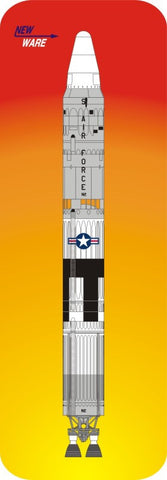 New Ware NW087 1/144 Titan II Test Vehicle Mark 6 Reentry Nose