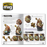 AMMO by Mig Jimenez Painting Guide for Fantasy Figures - AMIG6125