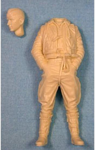 Ultracast 1/32 WWII German fighter pilot figure Werner Mölders - UC54007