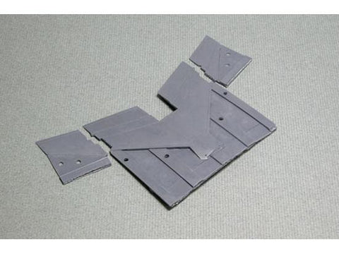 Wolfpack 1/72 scale resin F-8 Crusader wing fold set for Academy - WP72002