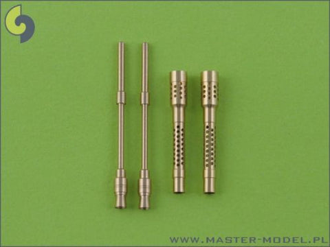 1/32 Master Model German aircraft machine gun MG-131 barrels 2pcs AM-32-003