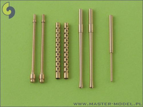 1/32 Master Model A6M5 Zero set 7.7 & 20mm barrels & Pitot tube Tamiya MM32006