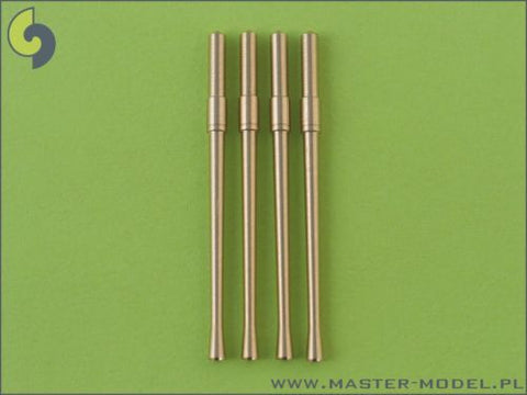 1/32 Master Model Japanese Type 99 20MM Mark 2 gun barrels 4 pcs AM32007