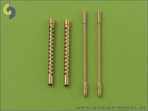 Master Model 1/32 Browning AN/M2 aircraft .30 caliber (7,62mm) barrels MM32010