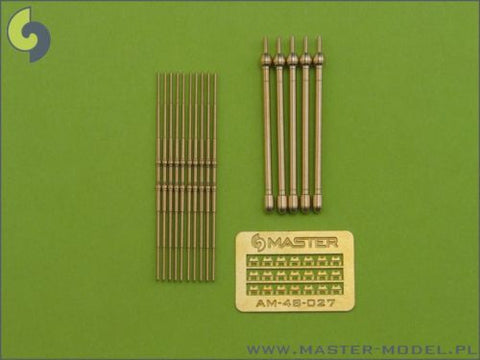 Master Model 1/48 German radar FuG 220 Lichtenstein SN-2 MM48027