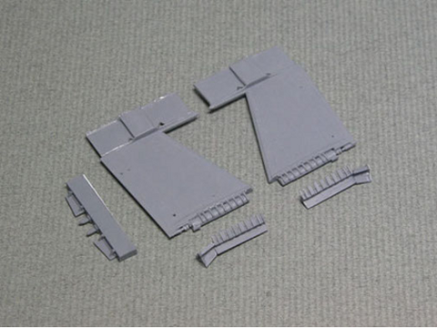 Wolfpack 1/48 F/A-18A/B/C/D Hornet Folding wing set for Hasegawa WP48027
