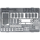HGW 1/32 Photoetch Roland C.II - Exterior for Wingnut Wings kit -132140