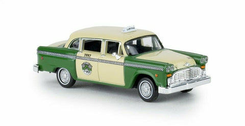 Drummer #58922 HO Scale Chicago Checker Cab