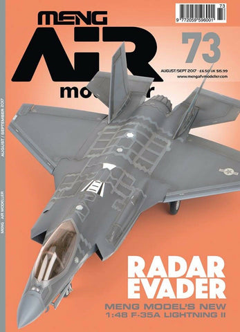 MENG AIR Modeller Issue 73 August/Sept 2017 Radar Evader