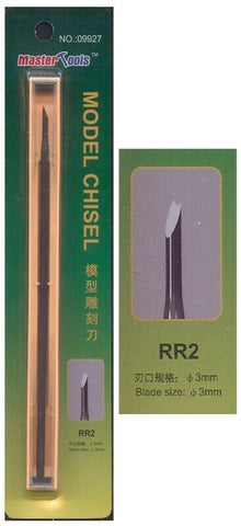 Master Tools by Trumpeter Model Chisel #09927 - RR2
