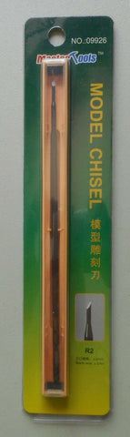 Master Tools by Trumpeter Model Chisel #09926 - R2