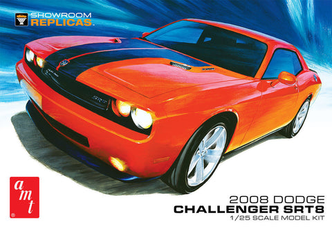 "AMT 1/25 scale #1075 2008 Dodge Challenger SRT8 ""Showroom Replicas"""