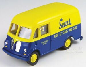 Classic Metal Works - Mini Metals HO scale RTR International Metro Van (Sears) #CMW30387
