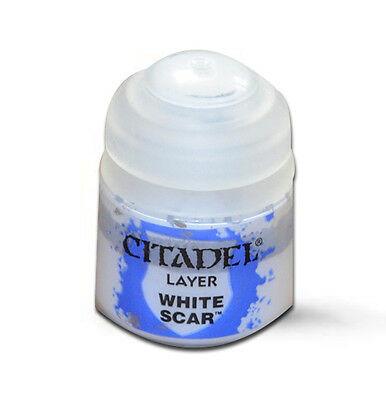 Citadel Paint (LAYER) White Scar - 12ml - GW2257