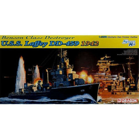 Dragon 1/350 USS Laffey DD-459 1942 - Benson Class Destroyer - #1026