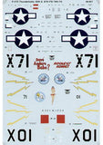 SuperScale 1/48 decals P-47D-30 Thunderbolt - #48-957