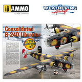 AMMO by Mig Jimenez The Weathering Aircraft Issue 17 DECALS & MASKS AMIG5217