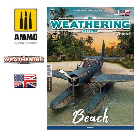 AMMO by Mig Jimenez The Weathering Magazine Issue 31 BEACH - AMIG4530