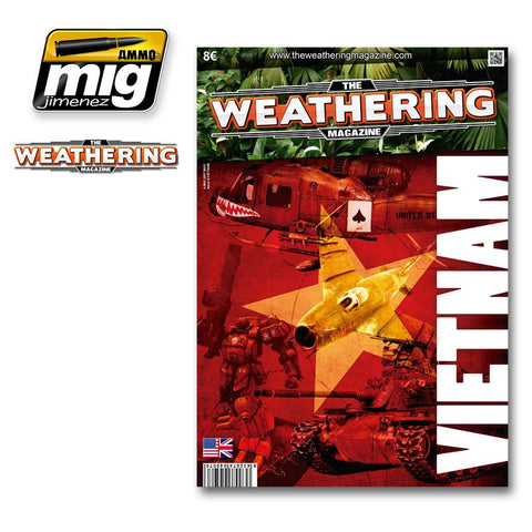 AMMO of Mig Jimenez The Weathering Magazine Issue 8 - Vietnam