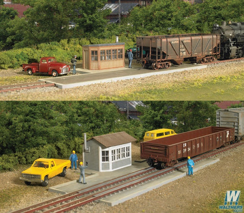 Walthers Cornerstone HO scale TRACK SCALES