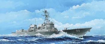 Trumpeter 1/350 Scale USS Forrest Sherman DDG-98 -# 04528