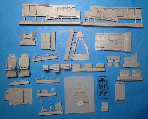 1/32 Vector Resin A-36A Invader Cockpit Set for HobbyCraft #VDS32010