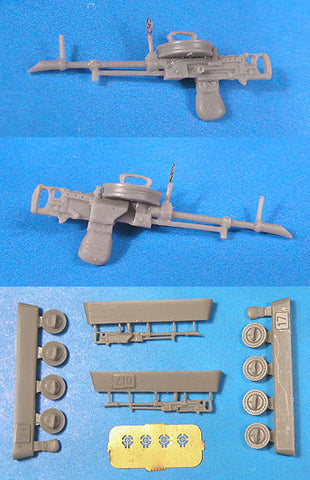 1/48 Vector Resin Vickers-K 7.7mm Machine Guns #VDS48017