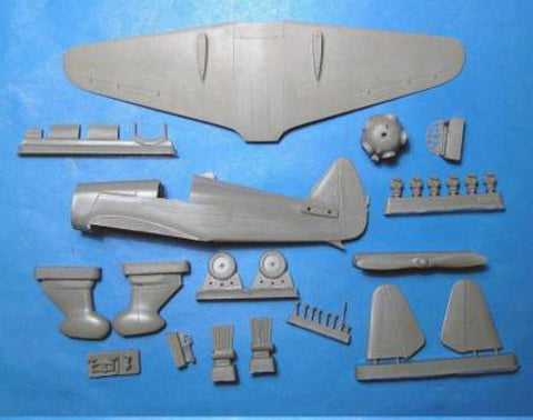 1/48 scale Vector resin Yakovlev UT-1 - VRK48008