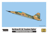 "Wolfpack 1/72 RF-5A Freedom Fighter Premium Edition Kit ""RoKAF"" WP17202"