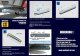 Wolfpack 1/32 scale AN/AAQ-28 LITENING II pod for Academy Hornet F/A-18 WP32064
