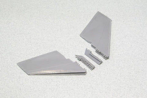 Wolfpack 1/48 scale resin Folding Wing Set for HasegawaF-8 Crusader - WP48021