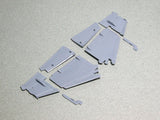 Wolfpack 1/72 scale resin F/A-18E/F Folding Wing set for Hasegawa - WP72001