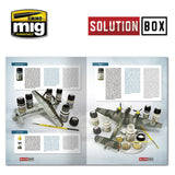 AMMO MiG Jimenez How to Paint WWII Luftwaffe Late Fighters BOOK - AMIG6502