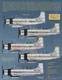 1/72 Zotz decal AD-4N Skyraider in Africa Decal set 6 options - ZTZ-72026