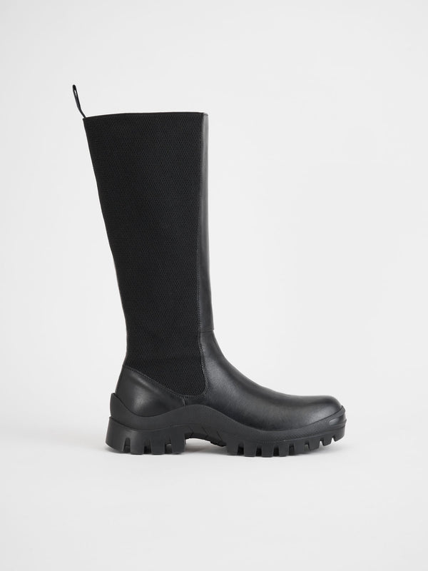Bitonto Knee High Black